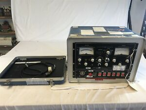 Scientific atlanta Model 13281 1 Vibration Analyzer Monitor