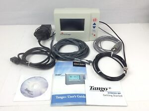 Suntech Tango Plus Stress Bp Blood Pressure Patient Monitor