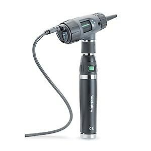 Welch Allyn Otoscope 3 5v Head Usb Cable4 Reusable Tips