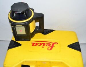 Leica Rugby 810 Self leveling Rotary Laser