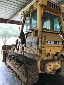 Track Loader 955 Caterpillar