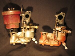 Vintage Fb Briggs Stratton Engine Carburetor Lot
