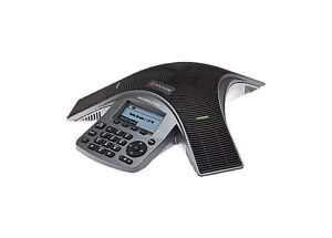 New Polycom Soundstation Ip 5000 Conference Voip Phone Only no Accessories