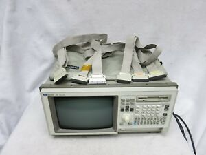 Hp Agilent 1661c 136 Channel Benchtop Logic Analyzer W 2 cables For 4 pods