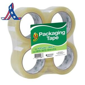 Duck Tape Brand Standard Packaging Tape Refill 1 Pack To 36 Packs Available