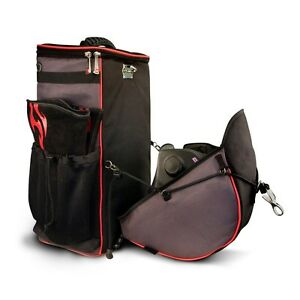 Bsx Welding Backpack Welder Tool Bag Helmet Holder Storage Best Side Pockets New
