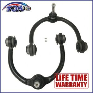 New 2x Front Upper Control Arms W Ball Joints For Jeep Commander Grand Cherokee