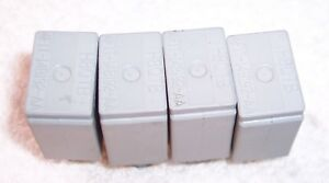 Ford 4 Pin Relay Fit 14b192 Aa Oem Lot Of 4
