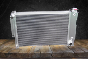 3 Row Aluminum Radiator 67 69 Chevy Camaro Big Block 23 Core Cc370