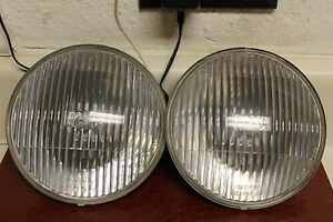 Bosch 5 1 2 Driving Light Fog Light For Mercedes Bmw Used Pair