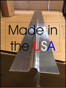 200 4 Aluminum Radiant Floor Heat Transfer Plates For 1 2 Pex Tubing
