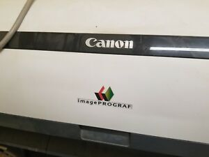 Canon Ipf760 Imageprograf Large Format 36 Color Inkjet Printer Plotter