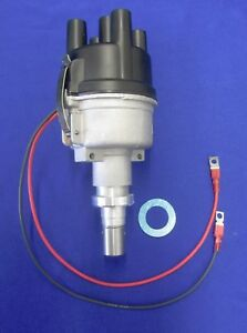 Sa 200 Electronic Ignition Distributor F162 Only Fits Lincoln Shorthood Redface