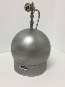 Sis Entech Stainless Steel 6 Liter Canister