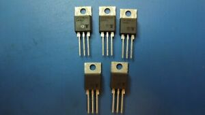 5pcs Q6008lh1ledtp Littelfuse teccor Triac Alternistor 600v 8a To220