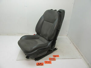 05 Saab 9 3 Convertible Driver Side Left Front Bucket Seat Belt Car Track L Lh