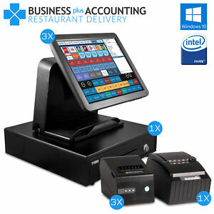 Bpa Elite Restaurant Pos Delivery System 3 Stations