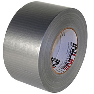 Inline 3 Silver Containment Duct Tape 16 Rolls