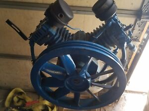 Compressor Pump Emglo W Model Used Barely