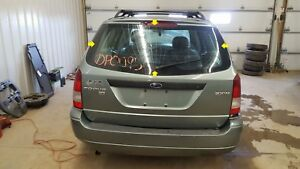 2005 Ford Focus Station Wagon Heated Rear Back Glass Window