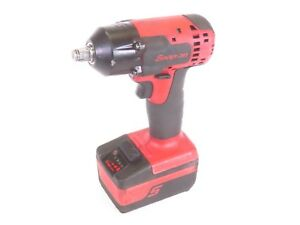 Snap On Ct8815a 18v Cordless Lithium 1 2 Impact Wrench With Battery