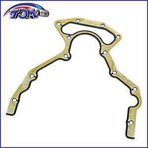 New Rear Main Seal Crankshaft Gasket For 97 11 Chevrolet Gmc Pontiac 12639249