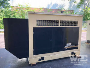 Used 125 Kw Kohler Natural Gas Generator