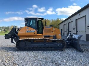 Case 2050m Wide Tack W ripper Bulldozer Dozer Low Hrs John Deere Cat Komatsu