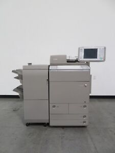 Canon Irc9280 C9280 9280 Color Copier Only 863k Copies 70 Ppm Color