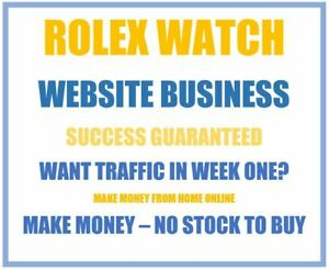 Fully Stocked Rolex Website free Domain hosting traffic make Money In 24 Hours