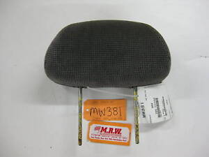 1992 92 Toyota Celica Gt Right Left Front Seat Head Rest Headrest Car Cloth Oem