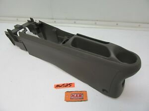Fits Rsx Center Console Interior Trim U Tray Base Shifter Power Oulet Bin Gray