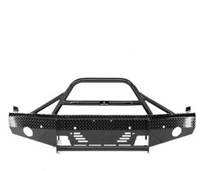 Ranch Hand Bsc151bl1 on Sale Summit Bullnose Bumper 15 19 Chevy Silverado Hd