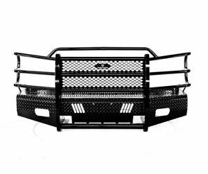 Ranch Hand Fsc031bl1 on Sale Summit Series Bumper 03 07 Chevy Silverado Hd