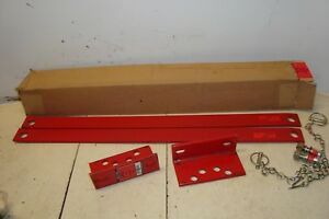 Ford 8n 9n 2n Tractor 3pt Stabilizer Bars Arms Kit 231253