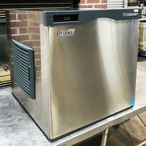 Scotsman C0322ma Bakery Restaurant Equipment 356lb Air Cooled Cube Ice Machine