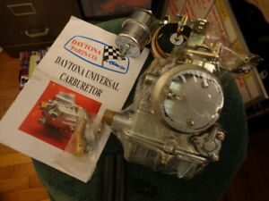 1957 62 Ford 144 170 200 223 6cyl Holley 1904 Replacement Carb 1 Bbl Chv New