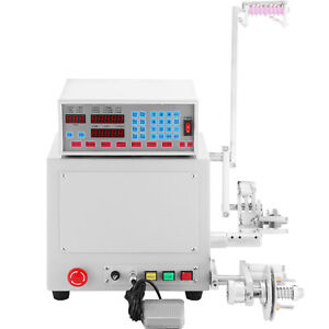 Computer Cnc Automatic Coil Winder Winding Machine For 0 03 1 2mm Wire110v 220 Q