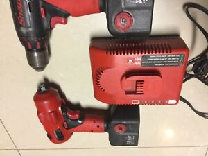 Snap On Cordless Impact Combo A 3 8 Impact Drill