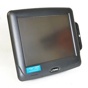 Radiant Systems P1515 0008 ba Touchscreen Pos System W Credit Card Swipe
