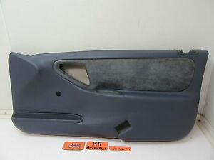 Chevy Beretta Front Door Panel Right R Rh Rf Passenger Interior