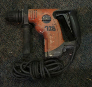 Hilti Te 6 s Sds Corded Rotary Hammer Drill