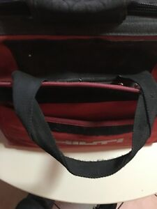 Hilti Tool Bag With Carrying Strap