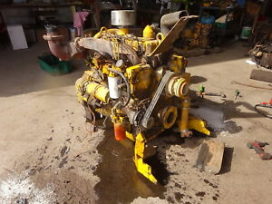 Caterpillar 3304 Pc Engine Takeout Complete 3304pc D330 955 Cat