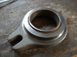 Older Small Machine Vise Or Other Fixture Swivel Base Casting