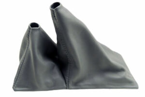 Leather Shift Boot For 89 95 Toyota Truck 4x4 5spd Gray