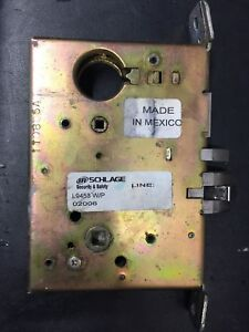 Schlage Mortise Lock Body L9453 W p Free Shipping a 57