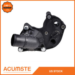 Thermostat Housing With Sensor For Ford Explorer 4 0l V6 902 860x 2l2z8592aa Usa