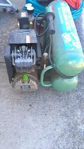 Hitachi Elec Air Compressor 2hp