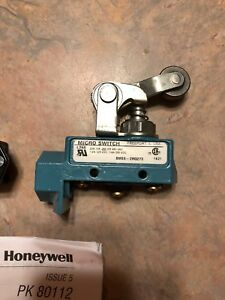 Honeywell Bme6 2rq273 Micro Limit Switch New Old Stock